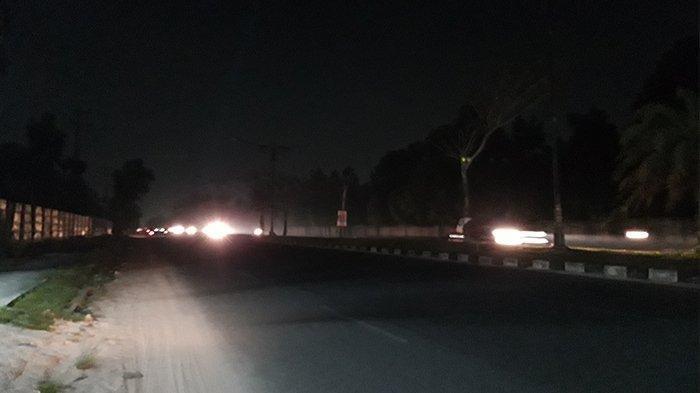 Ada 9.182 Lampu PJU di Kabupaten Serang, Dishub Kesulitan Pantau Yang Hidup dan Mati