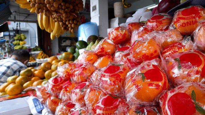 Jeruk Mandarin Ciri Khas Perayaan Tahun Baru Imlek, Dipercaya Sebagai Lambang Rezeki