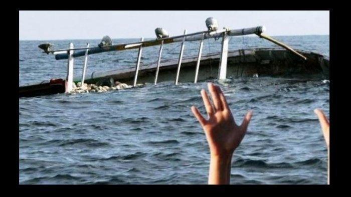 Kapal KM Puspita Jaya Karam Dihantam Ombak di Selat Sunda,10 Orang Hilang