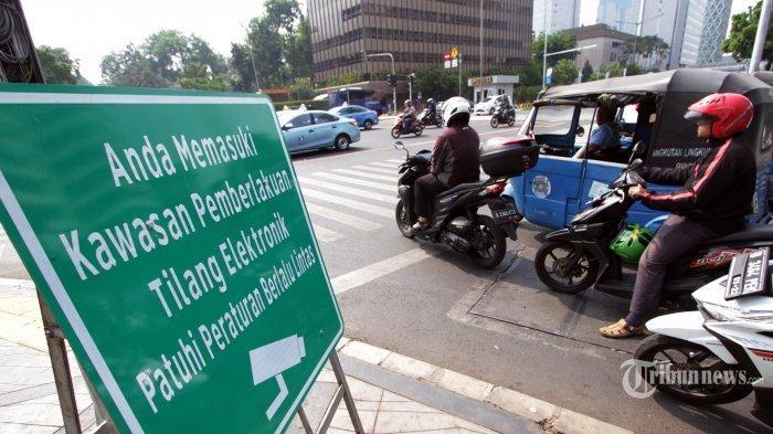 Uji Coba Tilang Elektronik di Banten Mulai Berlaku, Ini Lokasinya
