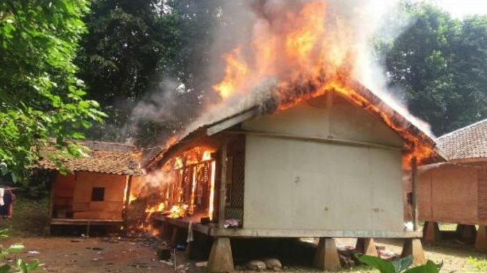 Pondok Pesantren di Pandeglang Terbakar, Diduga Akibat Arus Pendek Listrik