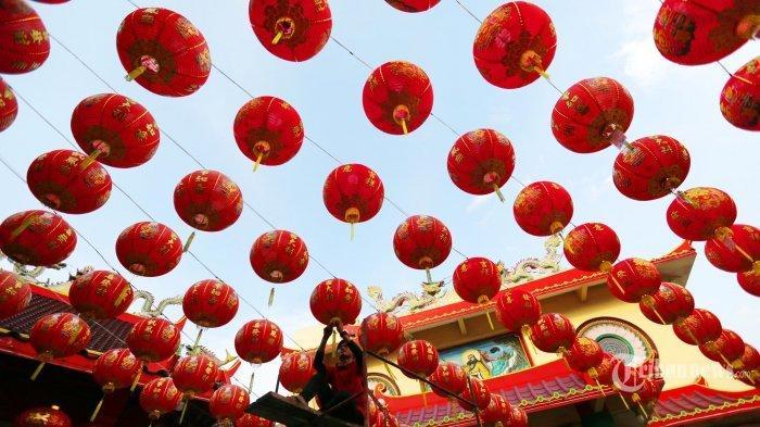 Kumpulan Ucapan Selamat Tahun Baru Imlek Bahasa Inggris dan Mandarin untuk Dikirim Melalui Medsos