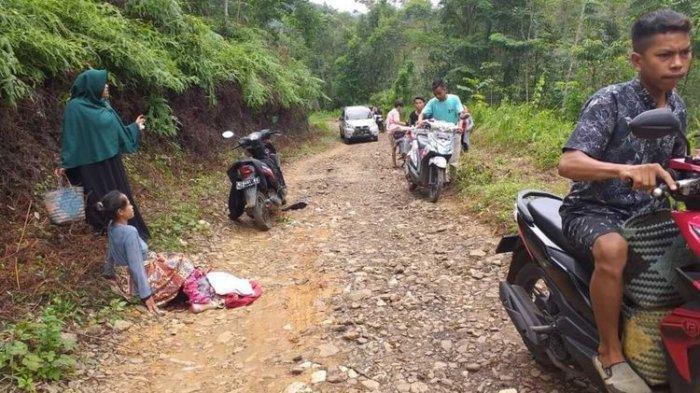 Temuan Dinas PUPR di Lapangan, 240 Kilometer Jalan di Kabupaten Lebak Belum Mantap