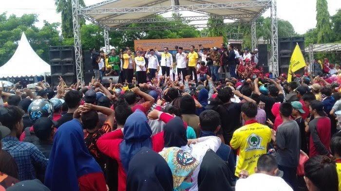 Masuk Zona Kuning, Konser Musik hingga Kegiatan Skala Besar Masih Dilarang di Banten