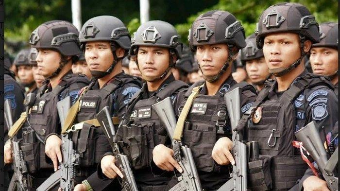 Tinggalkan Lokasi Tugas di Objek Vital Freeport Papua, Oknum Anggota Brimob Ini Ditemukan di Bandara