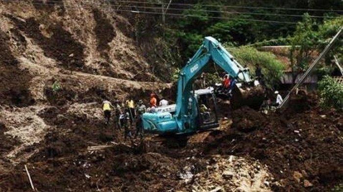 Ini Daftar Wilayah Rawan Banjir dan Longsor di Pandeglang, Sepanjang Musim Hujan