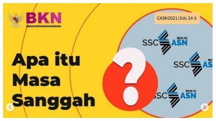 CATAT! Pengumuman Hasil Sanggah CPNS Ditunda hingga 20 Agustus 2021, Cek Hasil di sscasn.bkn.go.id