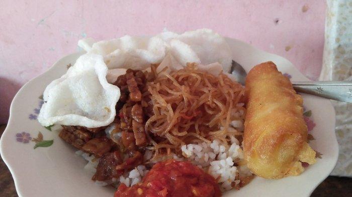 Rekomendasi Kuliner Kota Serang, Nasi Uduk Dijual Mulai Rp 3 Ribu