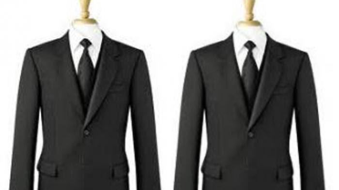Ilustrasi pakaian dinas anggota DPRD
