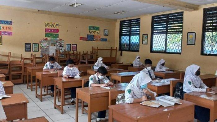 Fakta-fakta Sejumlah Siswa SD, SMP, SMA di Tangerang Terpapar Covid-19 saat Pembelajaran Tatap Muka