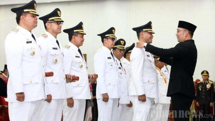 Gubernur Wahidin Halim Surati Mendagri Minta SK Pelantikan Kepala Daerah Terpilih Diterbitkan
