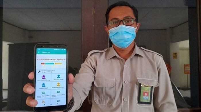4 Aplikasi Pelayanan Pelanggan Berbasis Android di PA Serang, Permudah Masyarakat Urus Dokumen