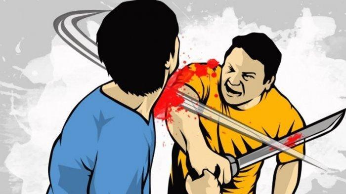 Fakta Baru Kasus Pembacokan di Pasar Rau: Pelaku & Korban Saling Kenal, Ada Potensi Balas Dendam