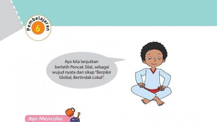 KUNCI JAWABAN Tema 4 Kelas 6 SD Halaman 133 Jelaskan Makna dari 'Berpikir Global, Bertindak Lokal'