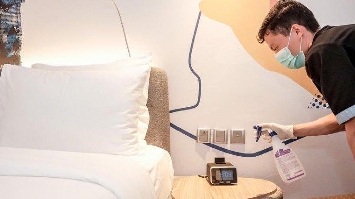 Ingin Staycation di Hotel? Berikut Tips Aman Menginap di Hotel Saat Pandemi Covid-19