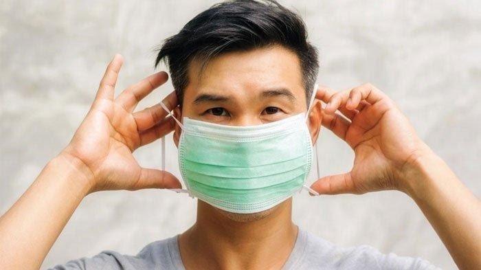 Cara Memakai Masker yang Benar, Lebih Efektif Cegah Covid-19, Ini Cara Pakai Masker Ganda yang Tepat