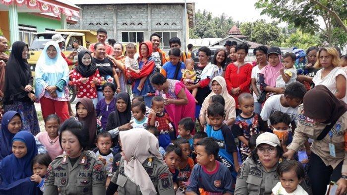 Banjir Saat Pandemi, Pemkot Tangerang Ubah Sekolah Jadi Tempat Pengungsian, Warga di Swab Test