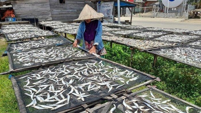 Kisah Perantau Bone di Karangantu Serang, Berjualan Ikan Asin untuk Sambung Hidup