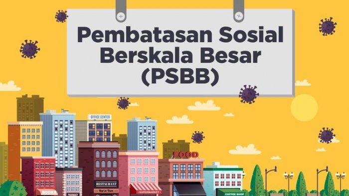 Nekat Buka, Pusat Perbelanjaan di Tangerang Ditutup Petugas Satpol PP