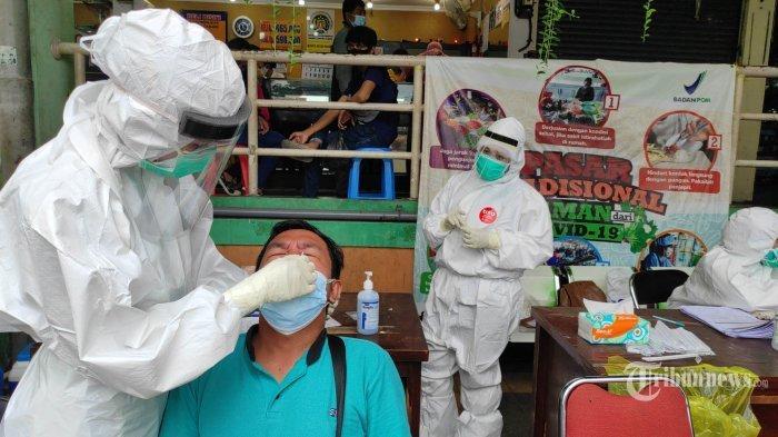 Waduh, 3 Pemudik Reaktif Covid-19 di Tangerang, Bus Diputar Balik Kembali ke Lebak