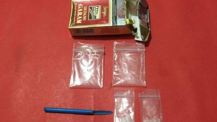 Sembunyikan Sabu Dibungkus Rokok, DR Kepergok Lagi Transaksi di Tangerang