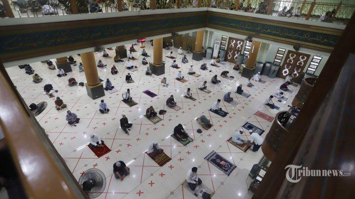 MUI Lebak Minta Salat Tarawih di Masjid Dibatasi 50 Persen Sesuai Arahan Menag