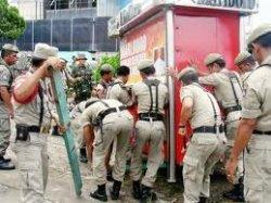 Dua Minggu PPKM, Satpol PP Kota Tangerang Kumpulkan Jutaan Rupiah dari Pelanggar