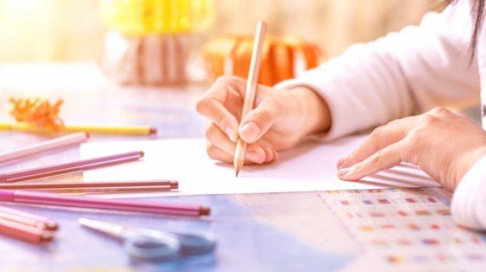 Ilustrasi - Siswa belajar.