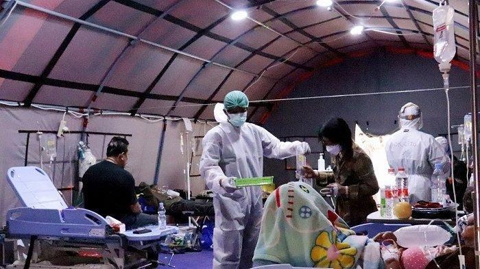 499 Orang Terinfeksi Covid-19 Selama Dua Hari di Pandeglang, Ini Penjelasan Dinas Kesehatan