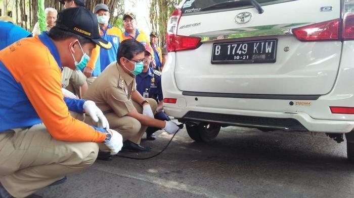 SIMAK! 24 Januari 2021, Kendaraan Bermotor Lebih dari 3 Tahun Wajib Lolos Uji Emisi di Jakarta