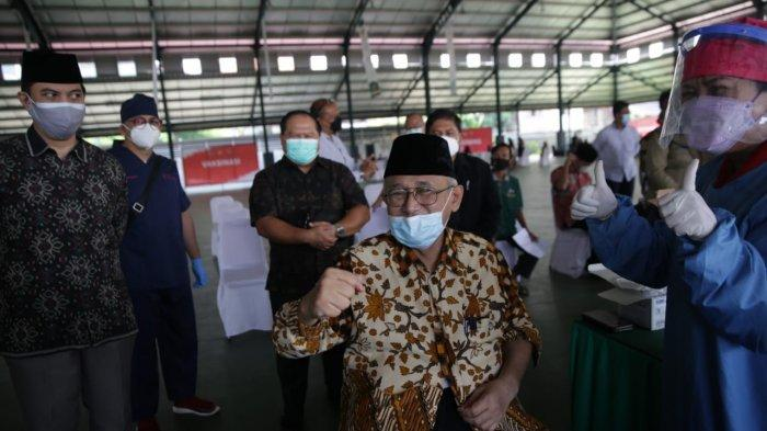 Pemerintah Target 1 Juta Vaksinasi Covid-19 per Hari, TNI-Polri hingga Elemen Masyarakat Terlibat
