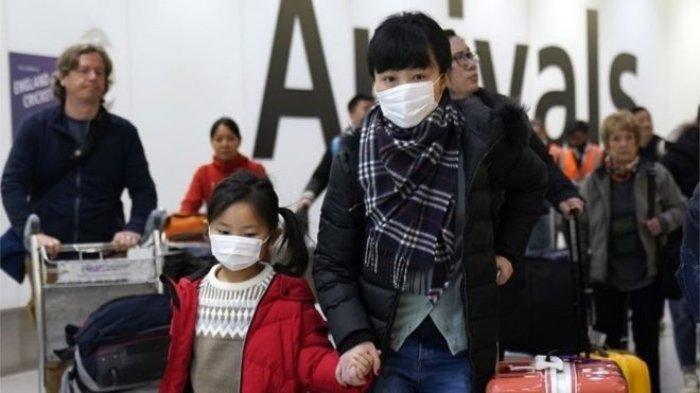 4.884 WNA asal China Ajukan Permohonan Izin Tinggal di Tangerang, Meningkat Saat Pandemi Covid-19