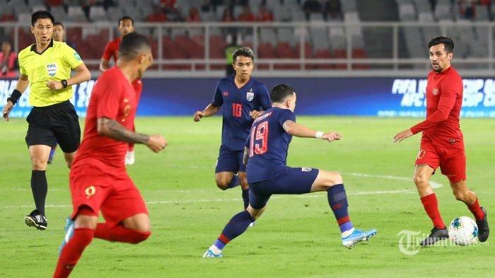 Timnas Indonesia vs Thailand, Skuat Garuda Dihantui Catatan Minor Melawan Tim Gajah Putih
