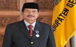 Inspektur Kabupaten Serang, Rachmat Jaya.