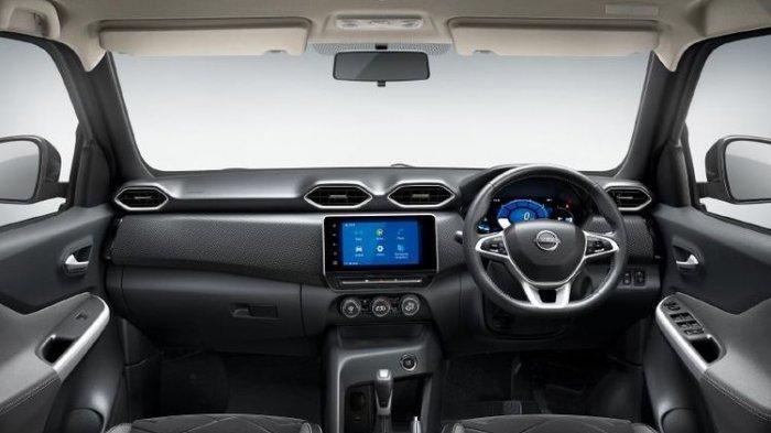 Interior kabin All New Nissan Magnite.