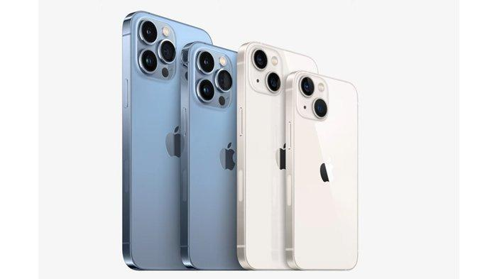 Harga dan Spesifikasi iPhone 13, iPhone 13 Mini, iPhone 13 Pro, dan iPhone 13 Pro Max
