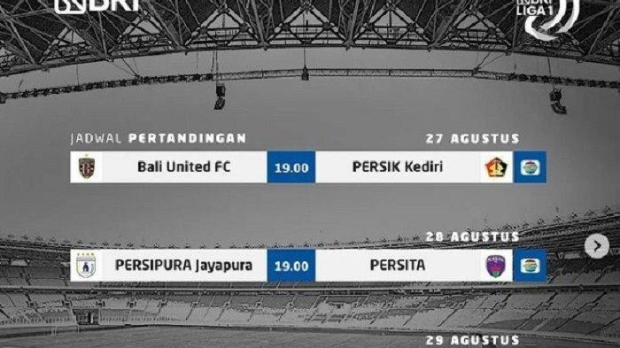 Jadwal Laga Pembuka Liga 1 Bali United vs Persik, Jalan Panjang Serdadu Tridatu Pertahankan Juara