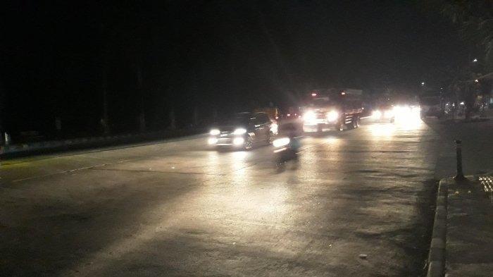 Hati-hati, Jalan Kota Tangerang Selatan Bakal Gelap Gulita Selama PPKM Darurat