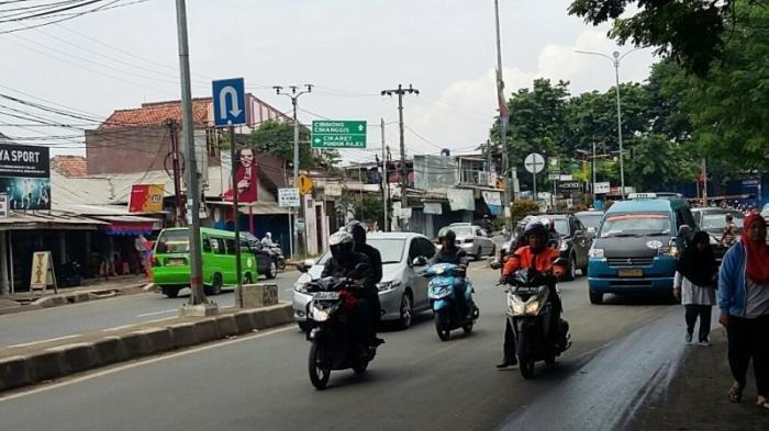Ada Penyekatan di Batas Wilayah Tangsel-Depok, Kemacetan Terjadi di Jalan Jakarta-Bogor