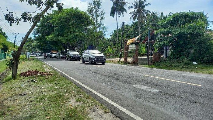 Jalan Menuju Kawasan Wisata Pantai Anyer Macet, Banyak Wisatawan dari Jakarta