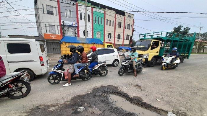 Jalan Rusak di Lebak Mencapai 247,2 Km Tak Kunjung Diperbaiki, Wilayah Tengah Terparah