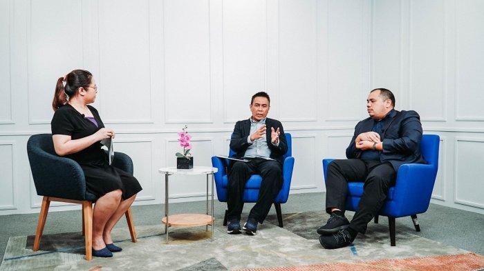Komisaris BEI Pandu Patria Sjahrir Apresiasi Bank Banten Melakukan Investasi Teknologi