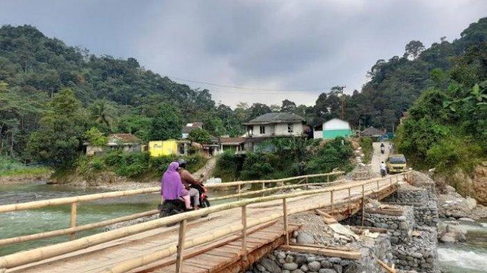 Ada Anggaran Miliaran Tapi Kok Warga Lebak Perbaiki Jembatan Sendiri? Ini Penjelasan Pemprov Banten