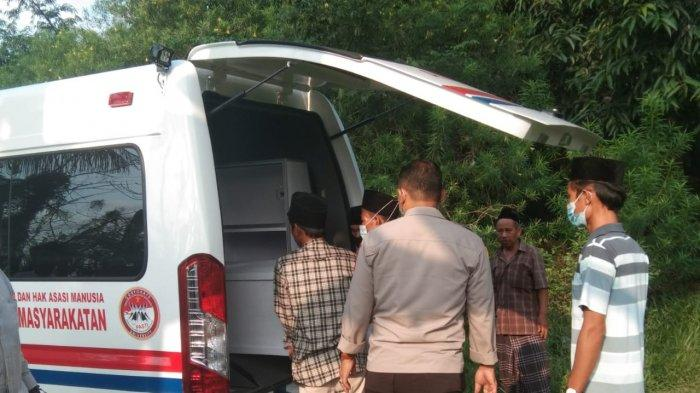 Suasana Haru Menyambut Jenazah Warga Baros Kabupaten Serang, Korban Terbakarnya Lapas Tangerang