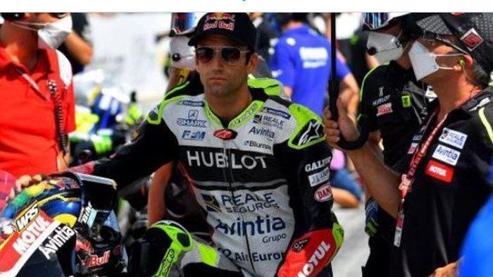 Johann Zarco Dihukum Pasca Hampir Buat Celaka Empat Pembalap di MotoGP Austria