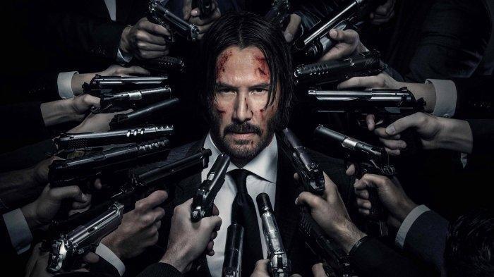 Sinopsis Film John Wick: Aksi Balas Dendam Keanu Reeves ke Pengusik Hidupnya
