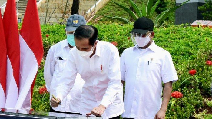 Resmikan Kampus Untirta Sindangsari, Presiden Joko Widodo: Harus Jadi Pelopor Lompatan Kemajuan