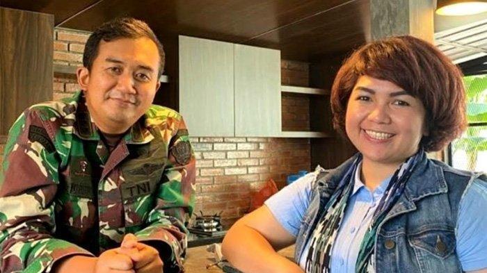 Status Jandanya Berakhir, Penyanyi Joy Tobing Dinikahi Perwira TNI AD Hari Ini