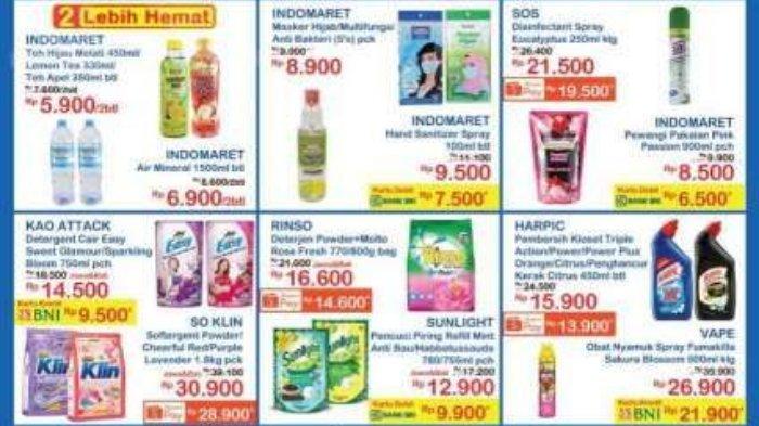 Murah Banget! Promo JSM Indomaret 9-11 Juli 2021, Beli 2 Lebih Hemat Aneka Susu & Minuman Ringan