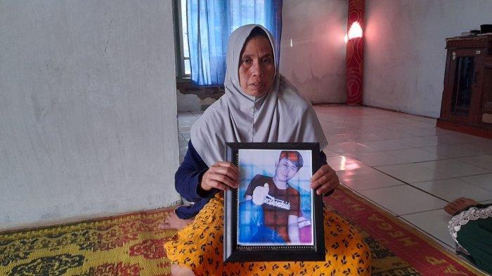 Jumanah saat ditemui di rumahnya di Kecamatan Baros, Kabupaten Serang, Kamis (9/9/2021).